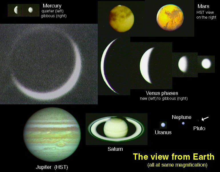 all the mass of planets - photo #15
