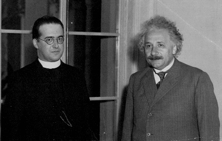 http://www.astronomynotes.com/science-religion/NormLevan/lemaitre-einstein.jpg